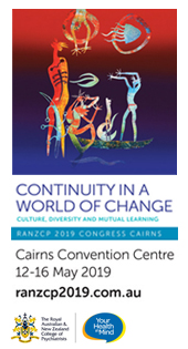 Continuity in a world of change RANZCP2019
