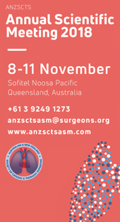 ANZSCTS ASM 2018