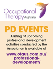 Occupational therapy banner 2016