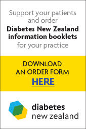 Diabetes NZ web ad