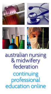 Australian Nursing and Midwifery Federation