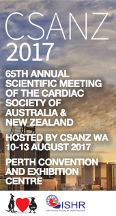 CSANZ 2017 Conference ad