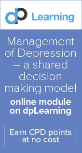 Depression Module ad RR web dp learning