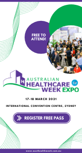 Australian Healthcare Week web banner